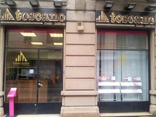 Agenzia immobiliare zara toscano for Zara uffici milano