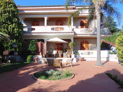 Villa a messina