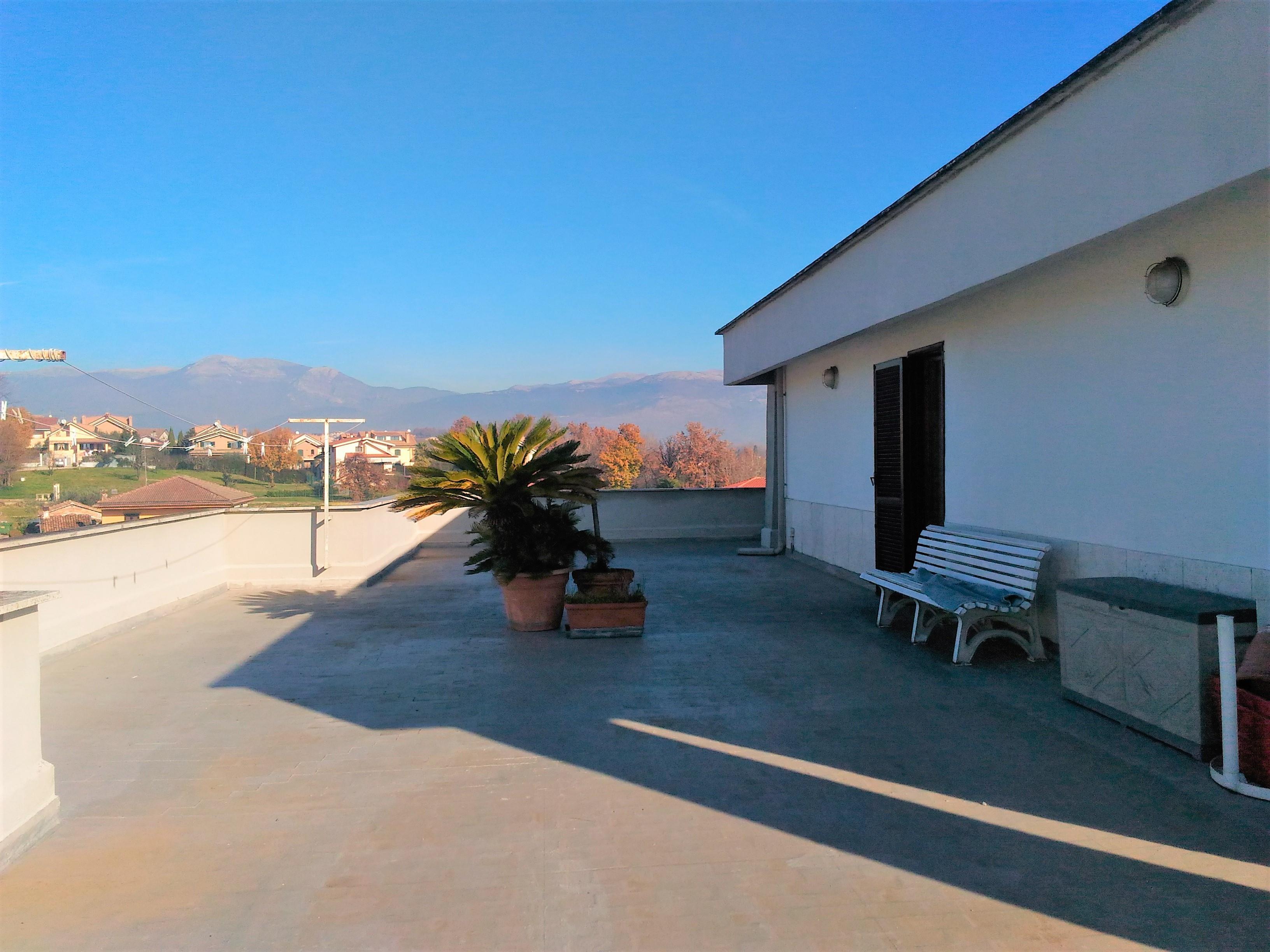 Attico in affitto a Frosinone in Via Casilina Nord
