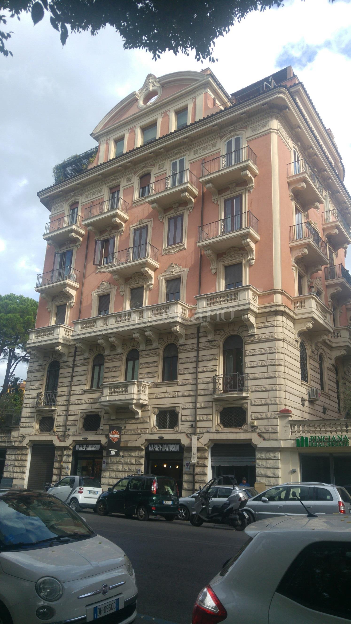 Villa in vendita a Roma in Pinciano - Villa Borghese