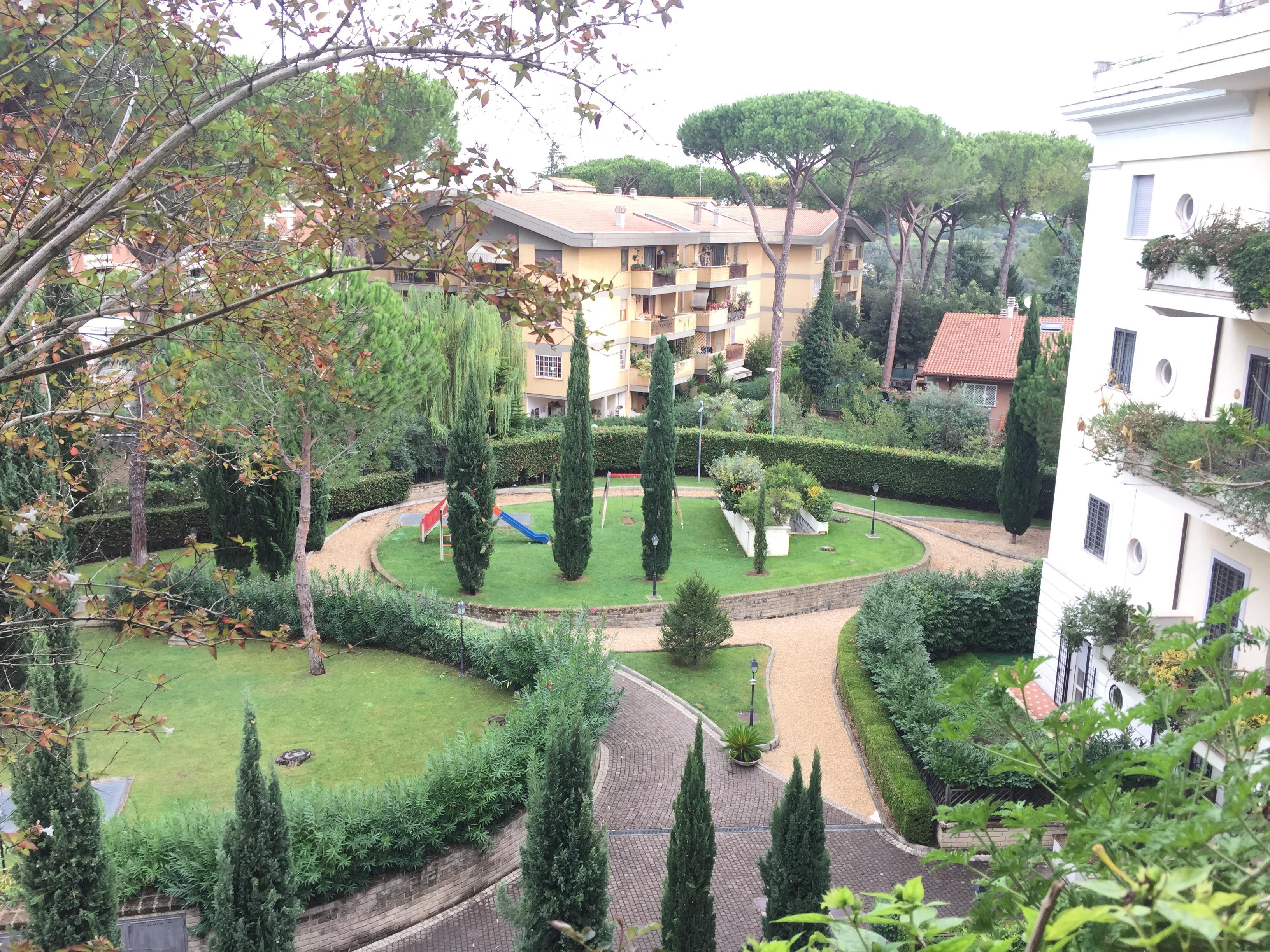 Quadrilocale in affitto a Roma in Via Girolamo Nisio