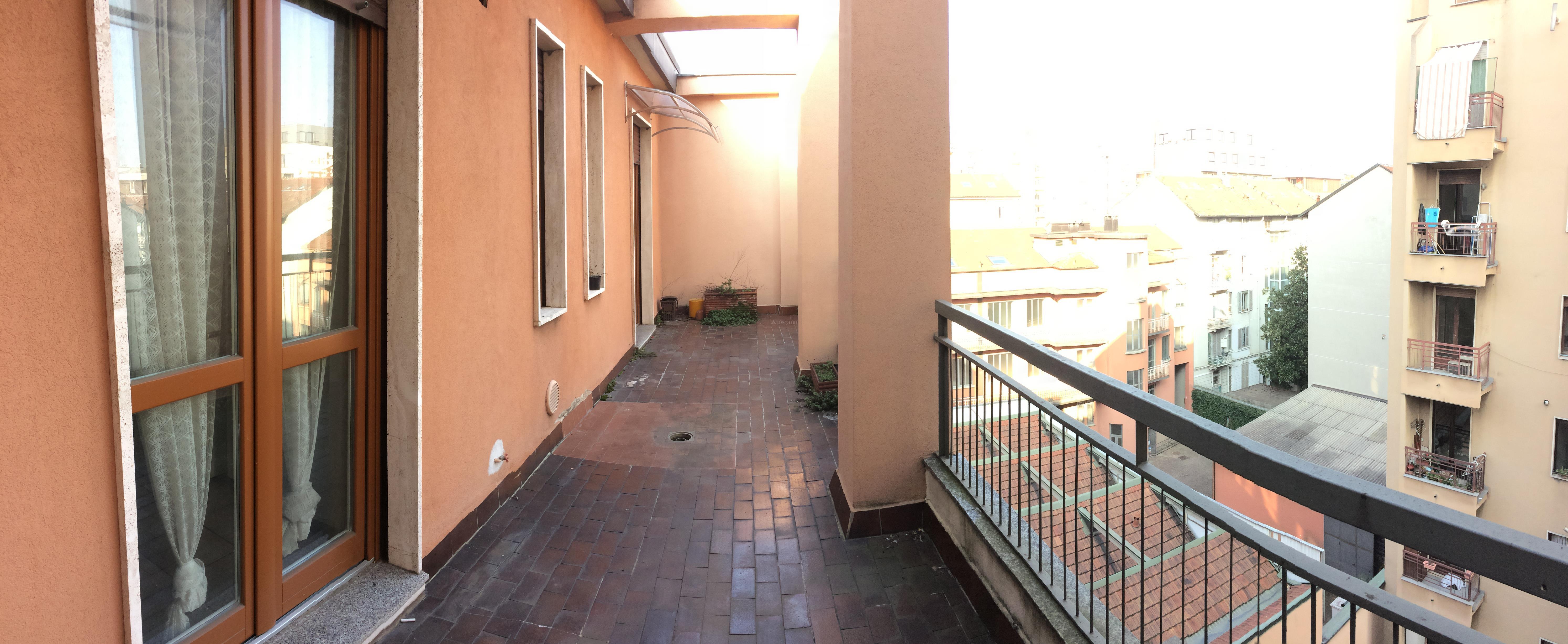 Casa a Milano in via Salasco (zona Bocconi, Bligny)