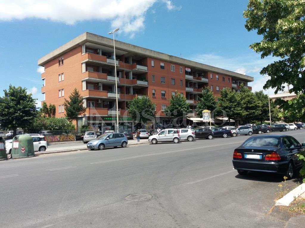 Trilocale in affitto a Roma in Via Di Macchia Saponara