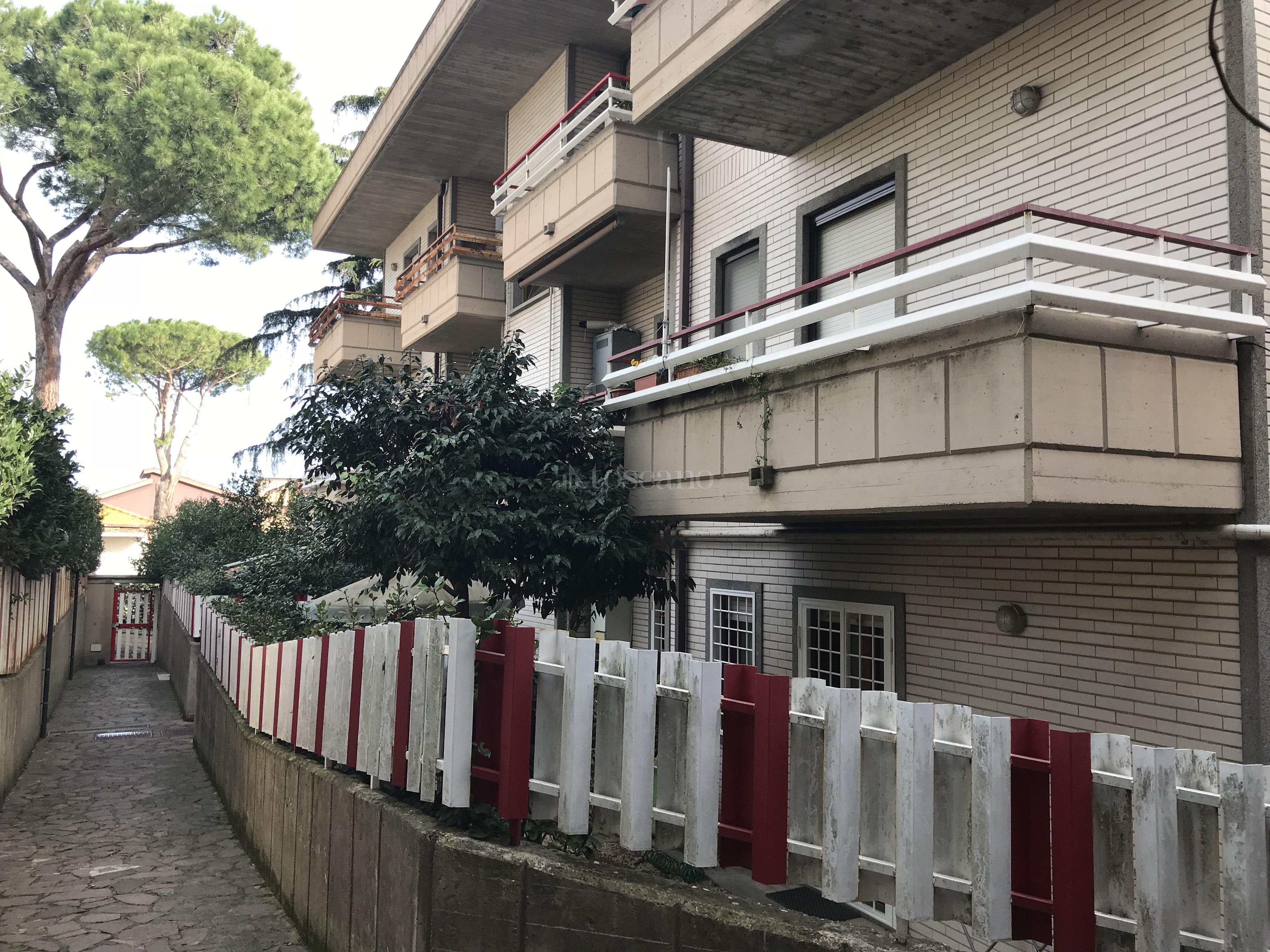 Trilocale in affitto a Roma in Via Valle Della Storta