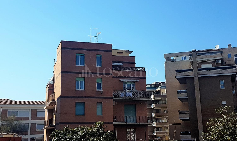 Trilocale in affitto a Roma in Via Delle Quinqueremi